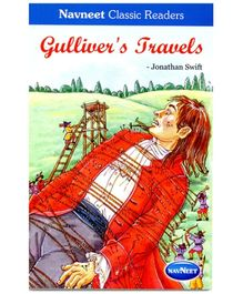NavNeet Classic Readers Gullivers Travels - English