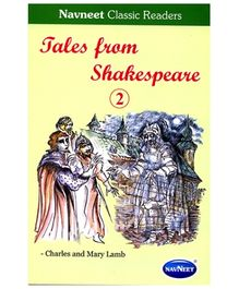 NavNeet Classic Readers Tales From Shakespeare 2 - English
