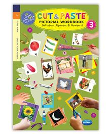 NavNeet Cut And Paste Pictorial Workbook Part 3