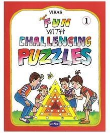 NavNeet Vikas Fun With Challenging Puzzles Part 1 - English