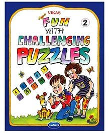 NavNeet Vikas Fun With Challenging Puzzles Part 2 - English