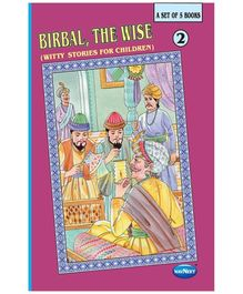NavNeet Birbal The Wise Witty Stories For Children Part 2 - English