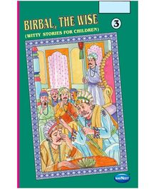 NavNeet Birbal The Wise Witty Stories For Children Part 3 - English