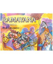 NavNeet Ramayana The Epic - English