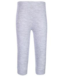 Kanvin Grey Full Length Thermal Legging