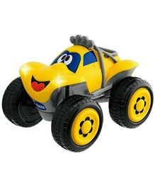 Chicco Billy Big Wheels Yellow