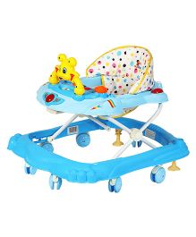 Sunbaby Musical Skydrive Walker - Blue Grey