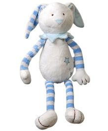 Play N Pets Rabbit Blue - 23 cm