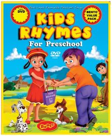 Bento Kids Rhymes For Pre School - DVD
