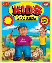 Bento Kids Story DVD - English