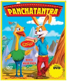 Bento Panchtantra 1 DVD - English