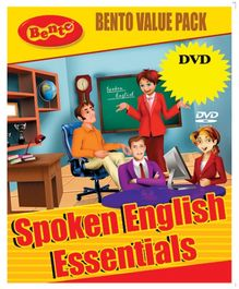Bento Value Pack Spoken English Essentials DVD - English