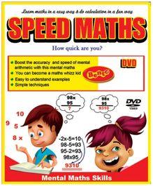 Bento Speed Maths DVD - English