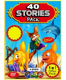 Bento 40 Stories Pack DVD - English