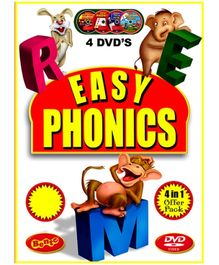 Bento Easy Phonics DVD - English