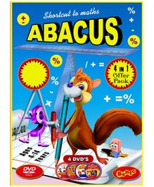 Bento Shortcut To Maths Abacus DVD - English