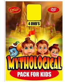 Bento Mythological Pack For Kids - English