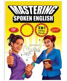 Bento Mastering Spoken English DVD - English