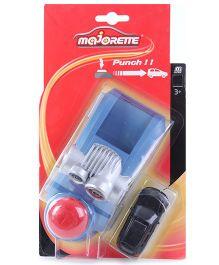 Majorette Punch Launcher - Blue