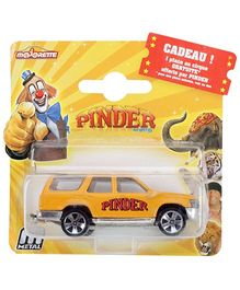 Majorette Pinder Truck - 3 Years Plus