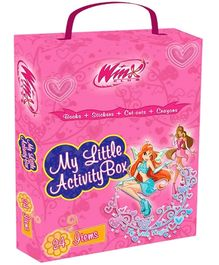 Sterling Winx My Little Activity Box