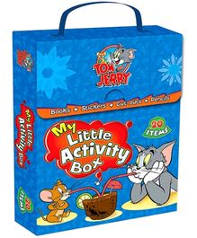 Sterling Tom And Jerry My Little Activity Box