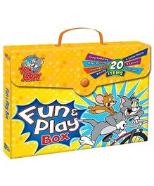 Sterling Tom And Jerry Fun And Play Box