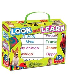Sterling Basic Learning Look And Learn Box