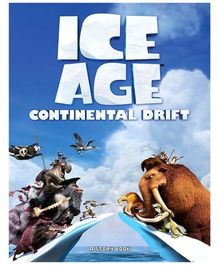 Sterling Ice Age Continental Drift Story Book