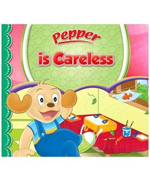 Sterling Pepper Is Careless - English