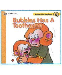 Sterling Bubbles Has A Toothache - English