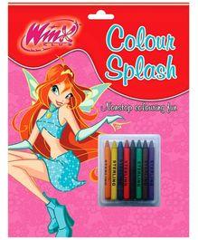 Sterling WinX Club Colour Splash - English
