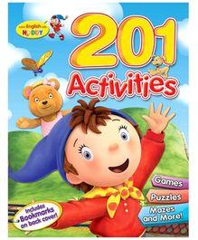 Sterling Noddy 201 Activities - English