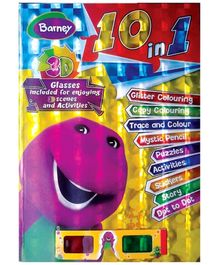 Sterling Barney 10 In 1 - English