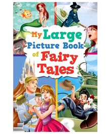 Sterling My Large Picture Book Of Fairy Tales - English