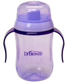 Dr Browns Training Cup Purple  - 270 ml