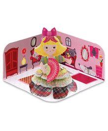 Djeco Mini Doll Marchioness Paper Doll