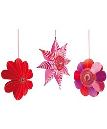 Djeco Flowers of Winds Wall Decor