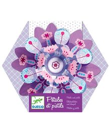 Djeco Petals And Pistils - Purple