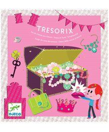 Djeco Tresorix Treasure Hunt Game