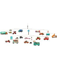 Djeco Children Toys Traffic Mobile