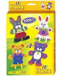 Hama Beads Kit - Rabbit World
