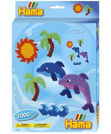 Hama Beads Hanging Box - Dolphin Mobile