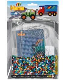 Hama Midi Truck Beads Pack
