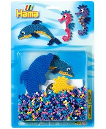 Hama Midi Dolphin Mix Beads Pack