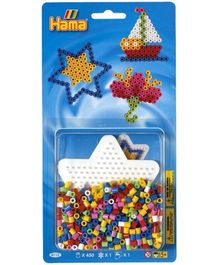 Hama Beads Kit Blister - Star Shape