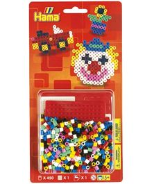 Hama Beads Kit Blister Small - Square Shape