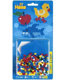 Hama Beads Kit Blister - Hexagon Shape