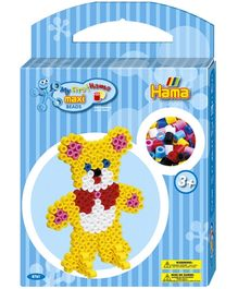 Hama My First Hama Maxi Beads - Teddy Shape