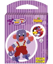 Hama My First Hama Maxi Beads - Monkey Shape